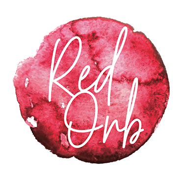 Red Orb Créations Logo