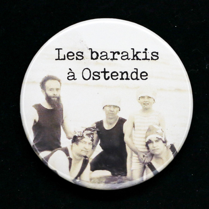 badge barakis ostende Red Orb Créations