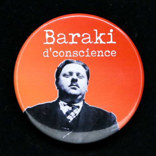 badge baraki conscience Red Orb Creations