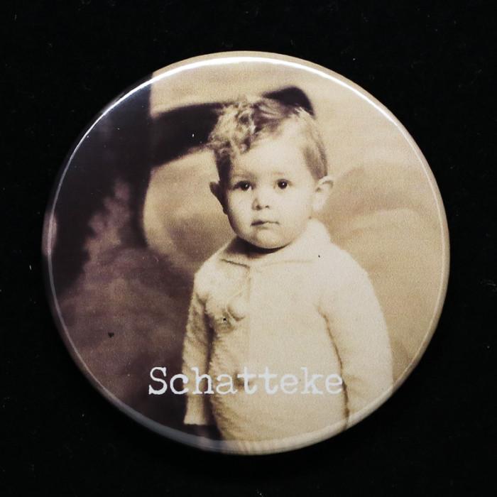 Badge Schatteke 2 Red Orb Créations