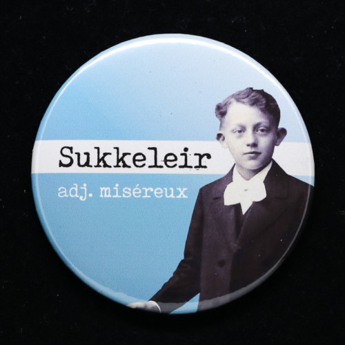 badge sukkeleir Red Orb Creations