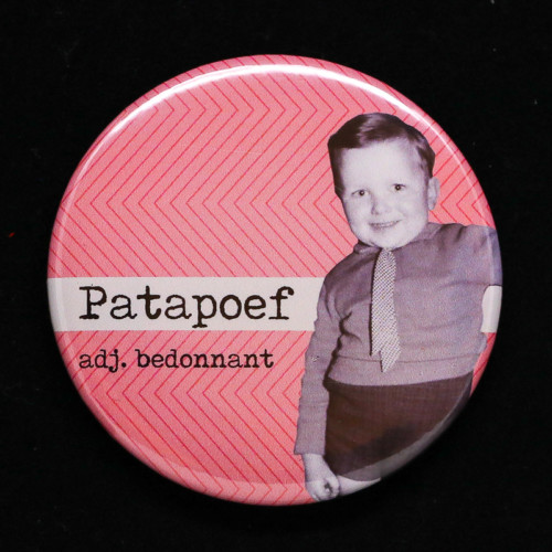 badge patapoef Red orb Creations