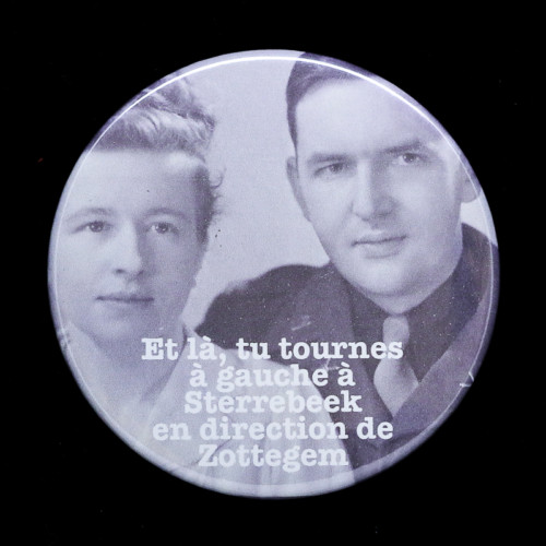 badge bienvenue en Belgique 2 Red Orb Creations