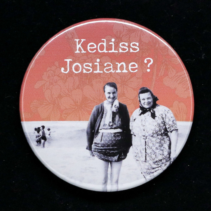 badge kediss Red Orb Creations