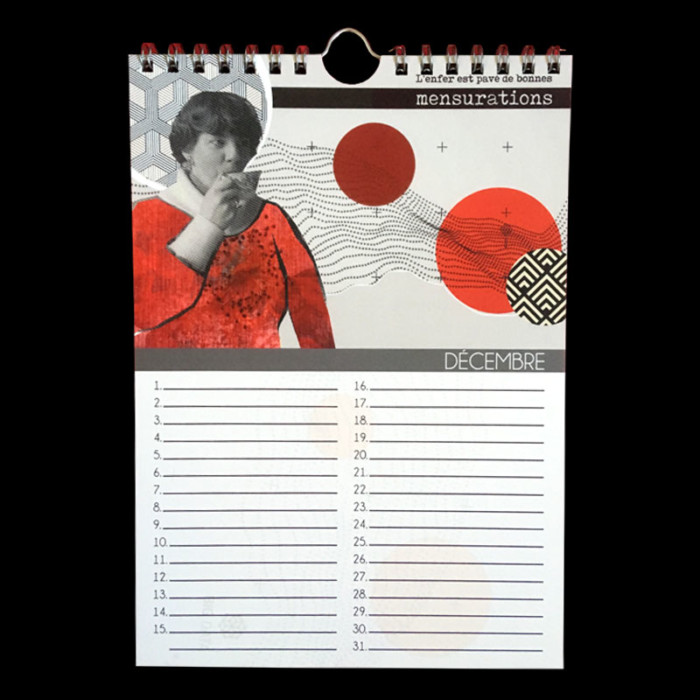 Calendrier Pepere Tuel vue 3 Red Orb Créations