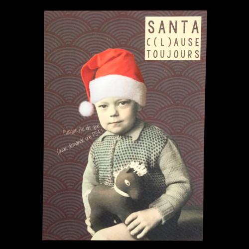 Carte Santa vue 1 Red Orb Créations