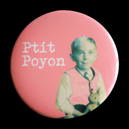 badge ptit poyon Red Orb Créations