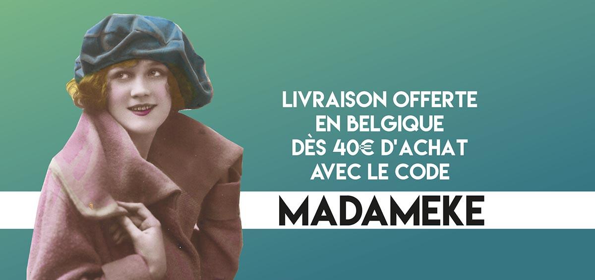 code promo madameke