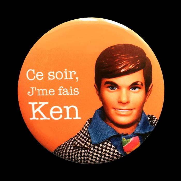 Ken orange Red Orb Creations